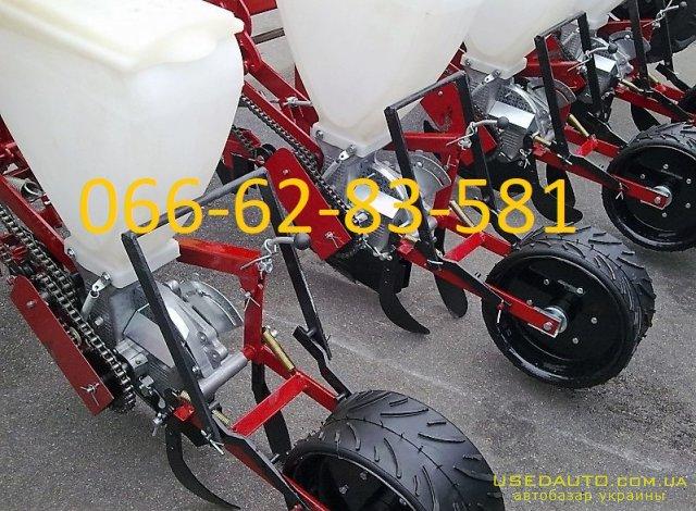 Продажа Сеялка УПС 8 (Веста 8/ VESTA 8)   , Сельскохозяйственный трактор, фото #1