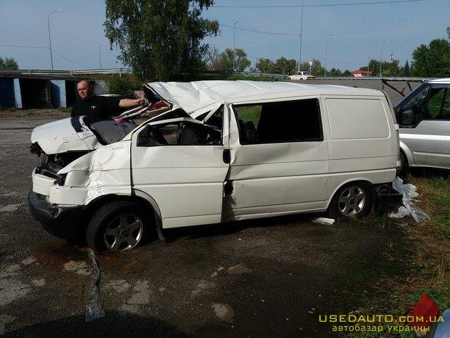 Продажа VOLKSWAGEN Transporter (ФОЛЬКСВАГЕН Транспортер), Грузопассажирский микроавтобус, фото #1