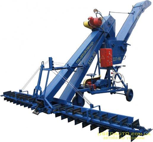 Продажа Зернометатель ЗЗП-80,ЗЗП-60  , Сельскохозяйственный трактор, фото #1