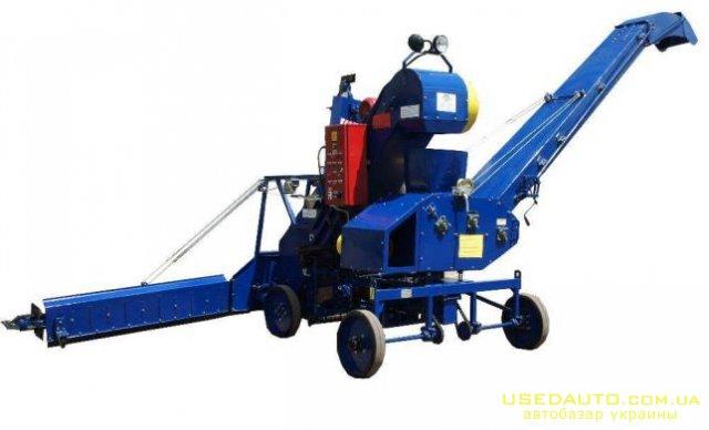 Продажа Зернометатель ЗЗП -160  , Сельскохозяйственный трактор, фото #1