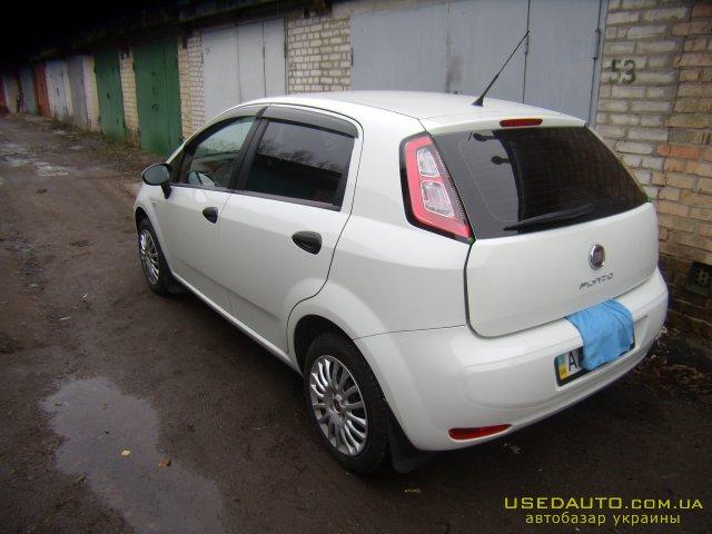 Продажа FIAT Punto (ФИАТ Пунто), Хэтчбек, фото #1