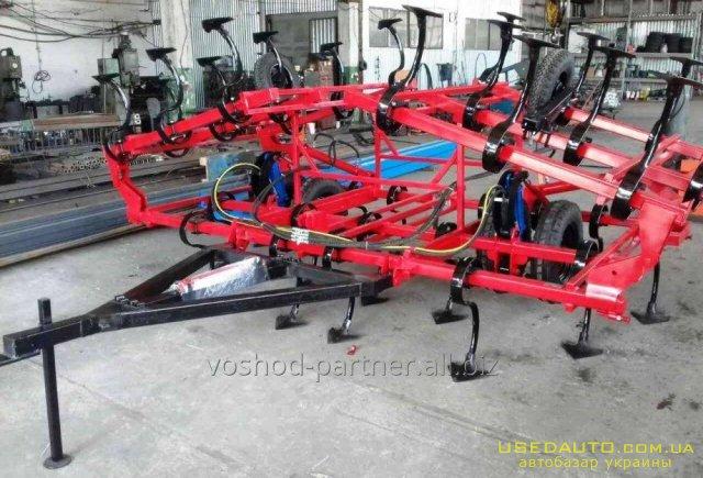 Продажа Культиватор КПС 8 трехрядный, кр  , Сельскохозяйственный трактор, фото #1