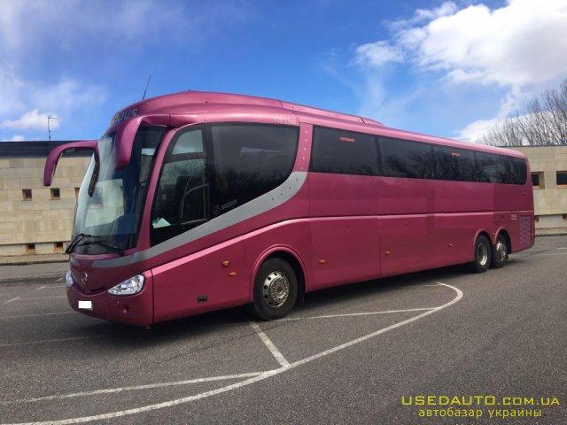 Продажа MERCEDES-BENZ IRIZAR PB , Туристический автобус, фото #1