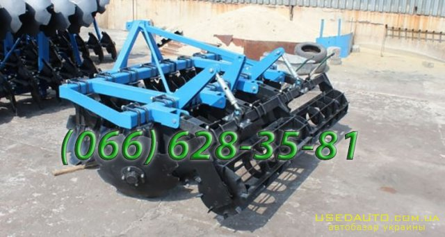 Продажа Борона навесная БДФ 2.4-3.1, бор  , Сельскохозяйственный трактор, фото #1