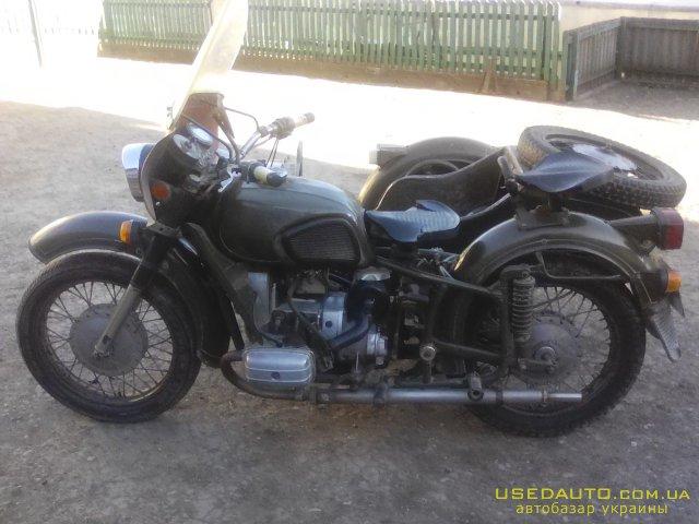 Продажа ДнеЯр МТ 11 , Дорожный мотоцикл, фото #1