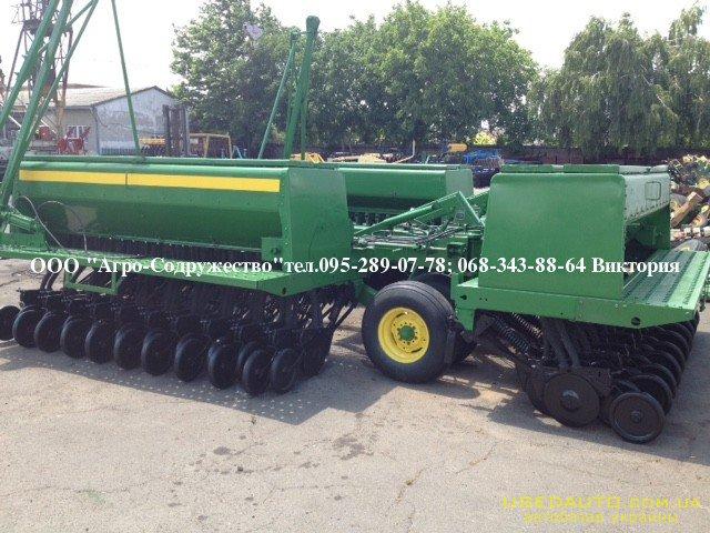 Продажа JOHN DEERE Сеялка 455 9,1м. , Сеялка сельскохозяйственная, фото #1