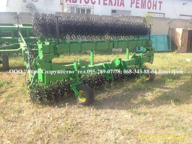 Продажа JOHN DEERE Борона , Сельскохозяйственный трактор, фото #1