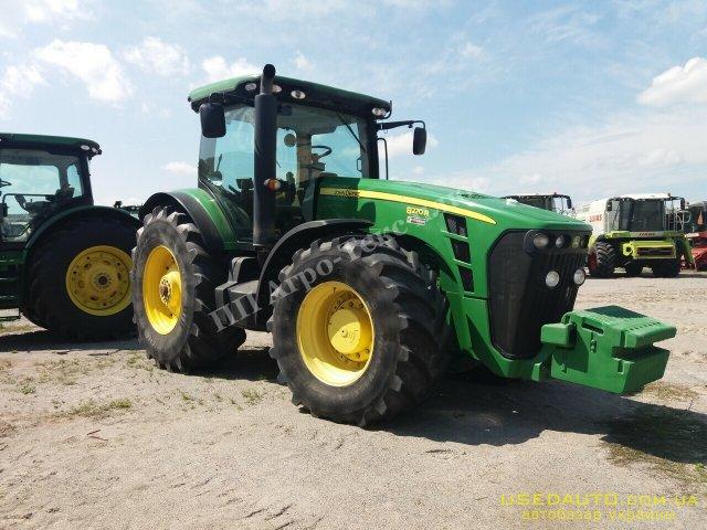 Продажа JOHN DEERE 8270 R , Сельскохозяйственный трактор, фото #1