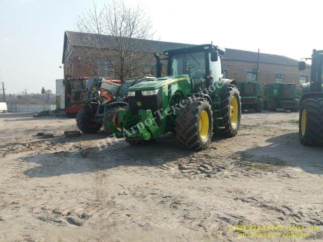 Продажа JOHN DEERE 8360R , Сельскохозяйственный трактор, фото #1