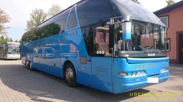 Продажа NEOPLAN N 516 , Туристический автобус, фото #1