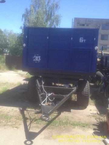 Продажа 2ПТС-6  , Самосвальный прицеп, фото #1