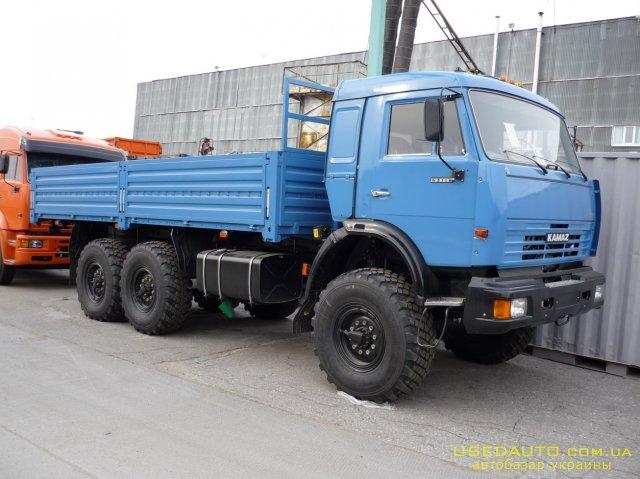 Продажа КамАЗ 43118 , Бортовой грузовик, фото #1