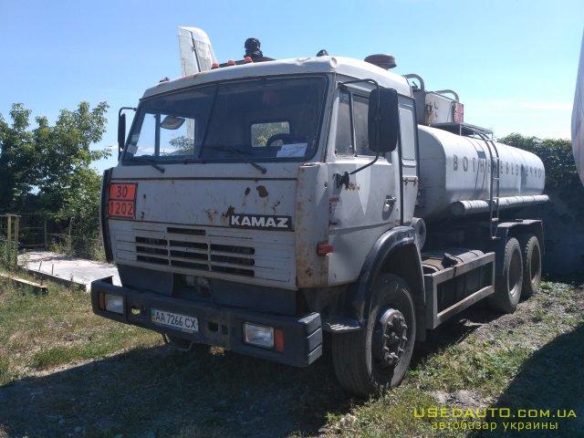 Продажа КамАЗ 53215 , Грузовик - бензовоз, фото #1