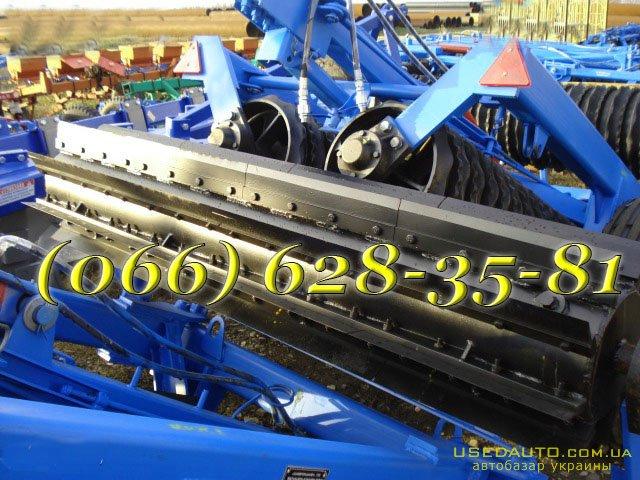 Продажа Мульчирователь каток ⭐ КЗК 06-04  , Сельскохозяйственный трактор, фото #1
