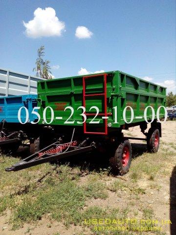 Продажа Прицеп тракторный самосвальный 2  , Сельскохозяйственный трактор, фото #1