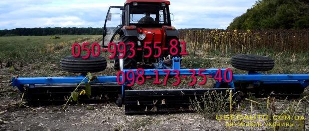 Продажа КЗК-6-04 - Рубящий каток с ножам  , Сельскохозяйственный трактор, фото #1