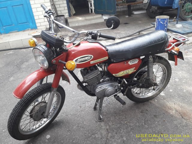 Продажа Минск ммвз 112 , Дорожный мотоцикл, фото #1