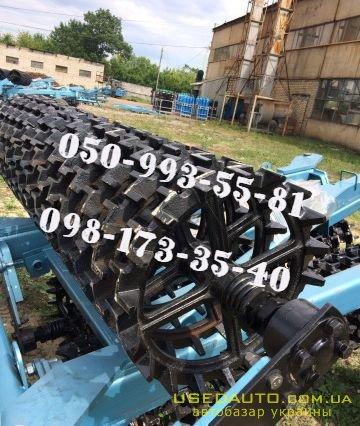 Продажа Продам каток ККШ-6 каток кольчат  , Сельскохозяйственный трактор, фото #1