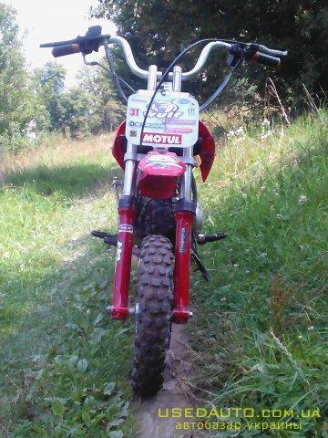 Продажа SPRINT K95f , Кроссовй мотоцикл, фото #1