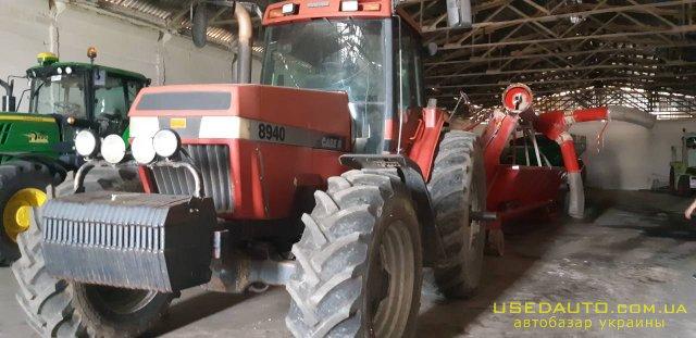Продажа CASE 8940 , Сельскохозяйственный трактор, фото #1