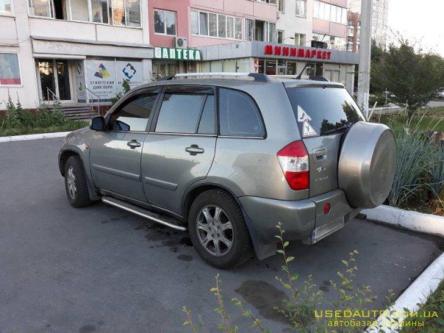 Продажа CHERY  Tiggo  (ЧЕРИ), Внедорожник, фото #1
