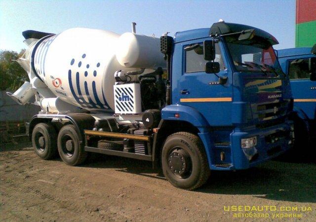 Продажа КАМАЗ 58149Z , Бетоносмеситель, фото #1