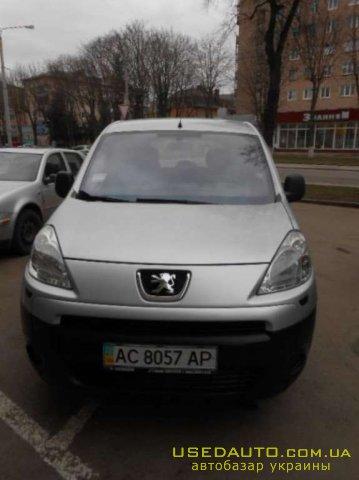Продажа PEUGEOT Partner , Минивен, фото #1