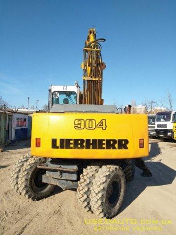 Продажа LIEBHERR 904 , Эксковатор, фото #1