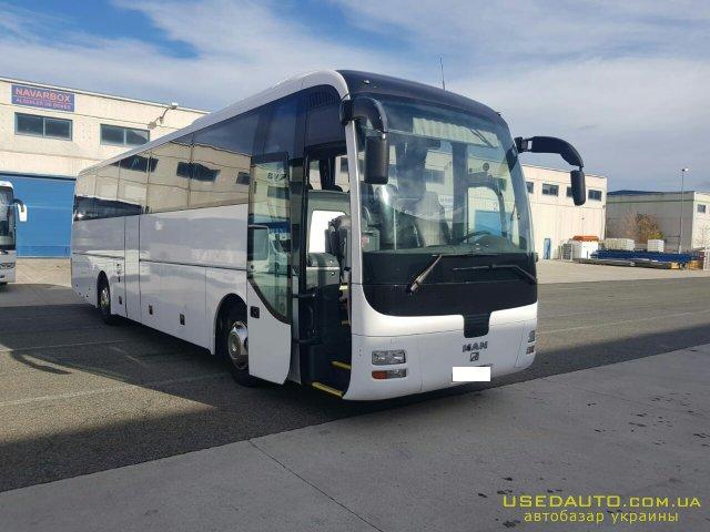 Продажа MAN LION R07 , Туристический автобус, фото #1