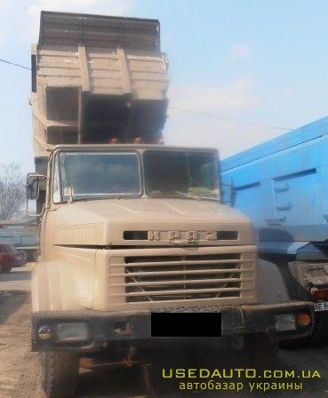 Продажа КРАЗ 651001 , Самосвальный грузовик, фото #1