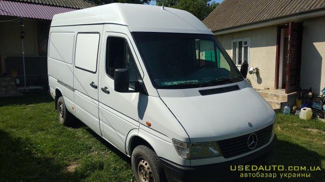 Продажа MERCEDES-BENZ 312 , Грузовой микроавтобус, фото #1