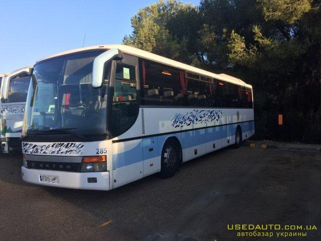 Продажа SETRA S 315GT HD , Туристический автобус, фото #1