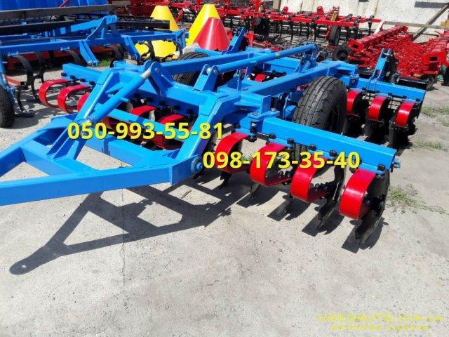 Продажа Борона ЛУЩИЛЬНИК ЛДВН-2,4 ЛДВП-3  , Сельскохозяйственный трактор, фото #1