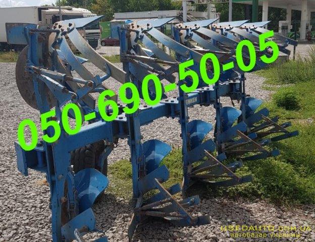 Продажа Б/У LEMKEN EUROPAL  , Сельскохозяйственный трактор, фото #1