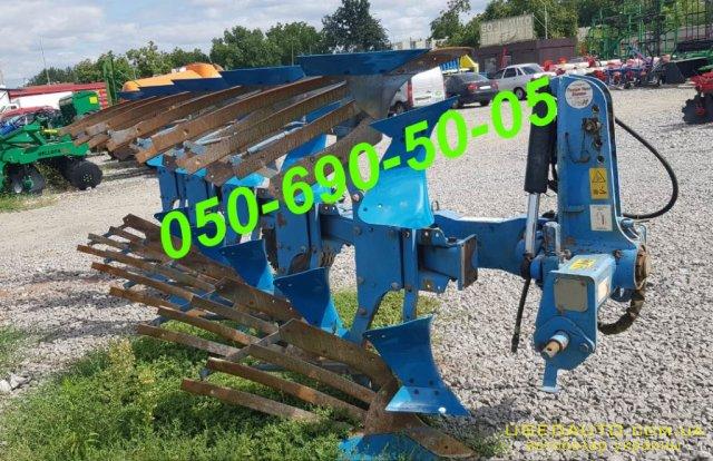 Продажа LEMKEN EUROPAL 7  , Сельскохозяйственный трактор, фото #1