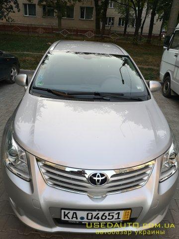 Продажа TOYOTA Avensis (ТОЙОТА Авенсис), Универсал, фото #1