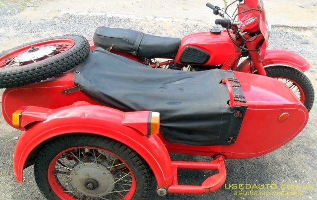 Продажа Днепр м16 , Дорожный мотоцикл, фото #1