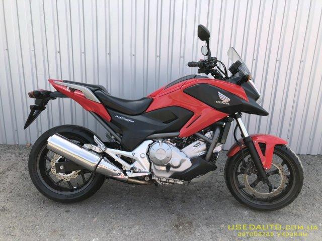 Продажа HONDA NC700X (ХОНДА), Дорожный мотоцикл, фото #1