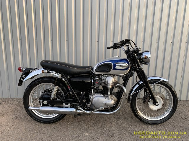 Продажа KAWASAKI W650 , Дорожный мотоцикл, фото #1