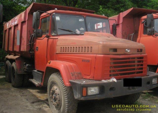 Продажа КРАЗ 65055 , Самосвальный грузовик, фото #1