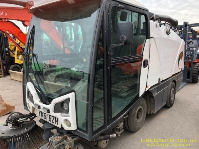 Продажа JOHNSTON SWEEPER 142 101T , Коммунальная техника, фото #1
