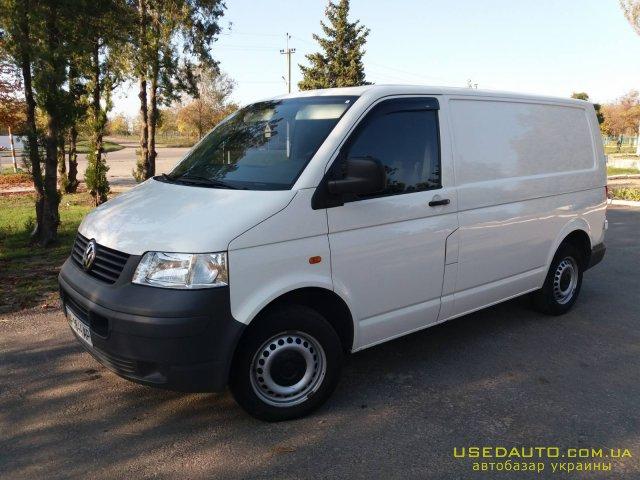 Продажа VOLKSWAGEN т-5 (ФОЛЬКСВАГЕН), Грузовой микроавтобус, фото #1