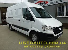 Продажа HYUNDAI H350 (ХУНДАЙ), Грузовой микроавтобус, фото #1