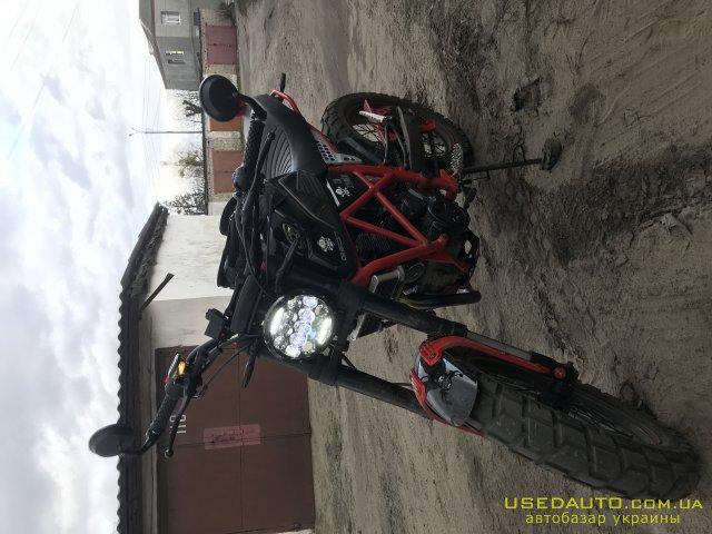 Продажа GEON SCRAMBLER 250. , Дорожный мотоцикл, фото #1