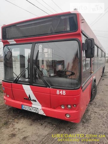 Продажа МАЗ 107 , Городской автобус, фото #1