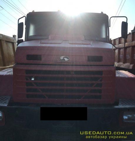 Продажа КрАЗ 65032 , Самосвальный грузовик, фото #1